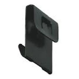 Black Slip-Over Hanger
