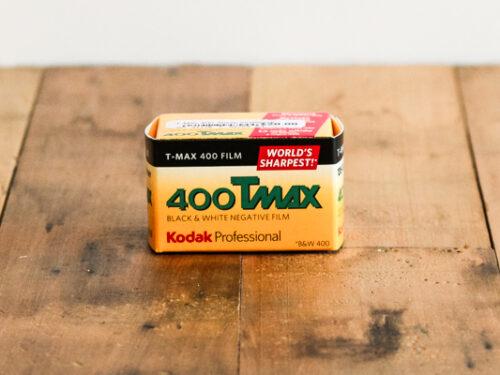 Kodak TMax 400 B&W 35mm Film