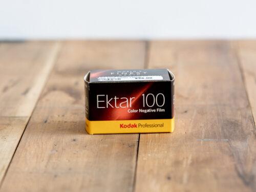 Kodak Ektar 100 35mm Film