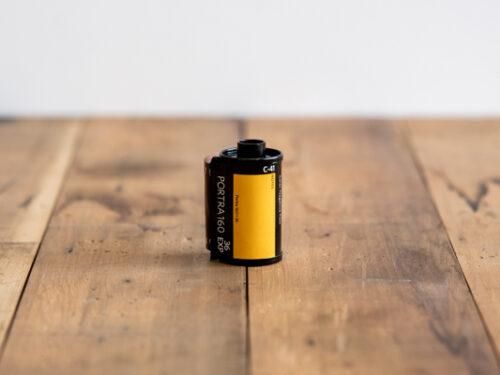 Kodak Portra 160 35mm Film