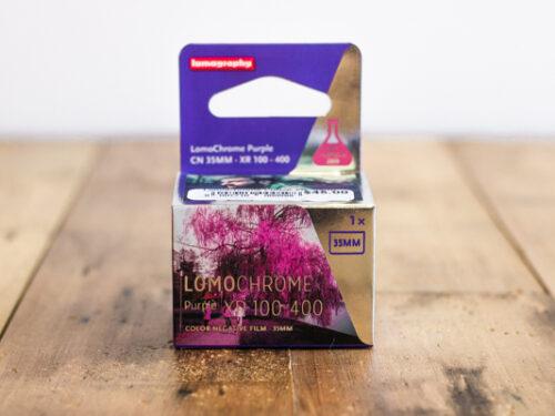 Lomography LomoChrome Purple 35mm Film